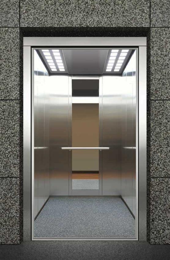 ETC206 - Elevator Cabin