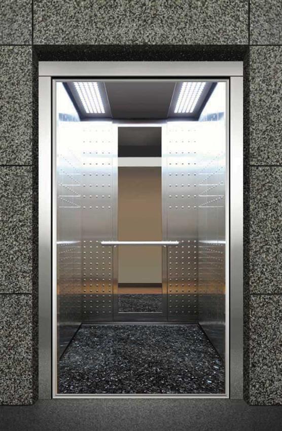 ETC208 - Elevator Cabin