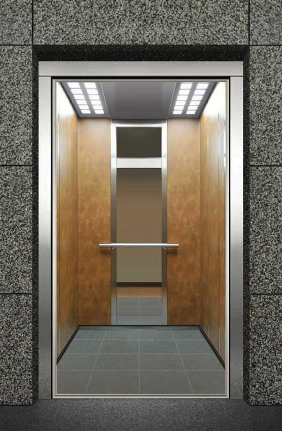 ETC300 - Elevator Cabin