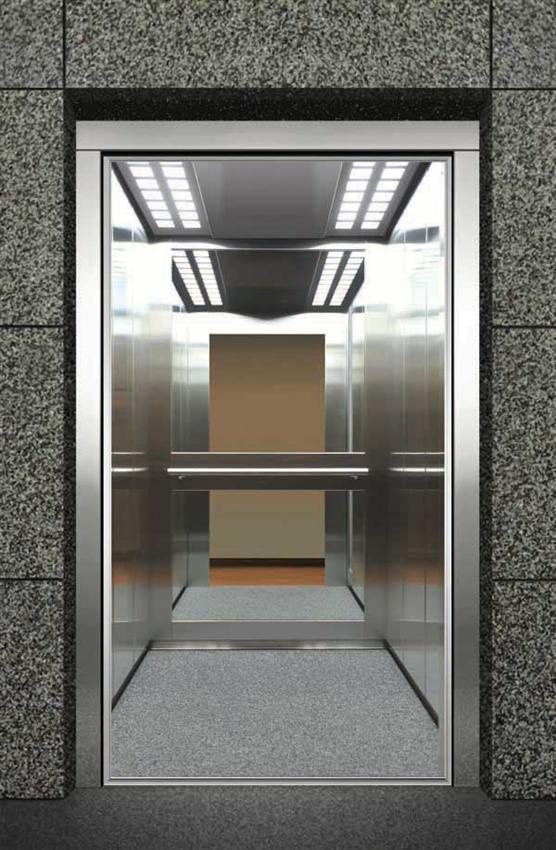 ETC302 - Elevator Cabin