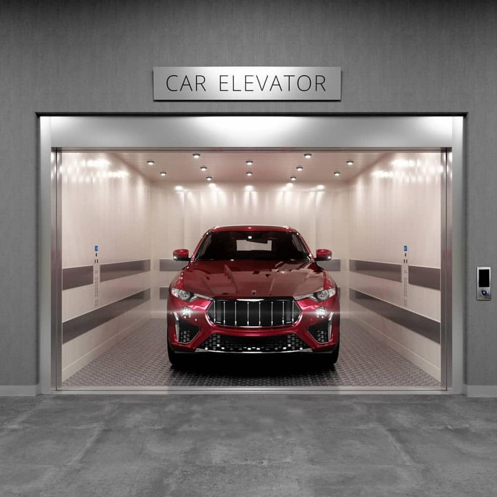 Car Vehicle Elevator